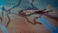 Indiana Jones plane map