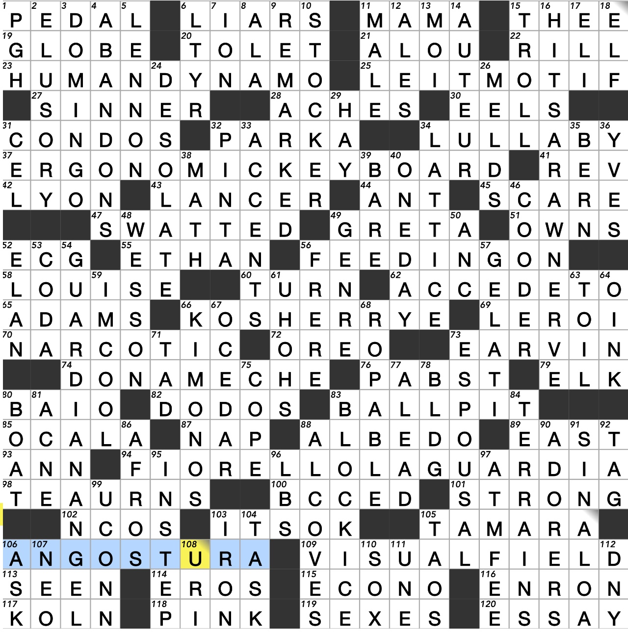 Saturday February 9 2019 Diary Of A Crossword Fiend