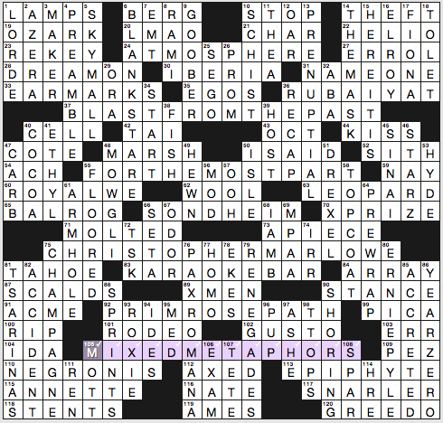 photograph about Ny Times Sunday Crossword Printable named Sunday, July 28, 2019 Diary of a Crossword Fiend