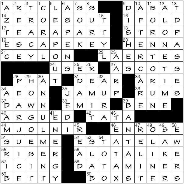 Saturday November 30 2019 Diary Of A Crossword Fiend