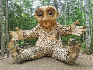 """Lilja the giant troll has nothing to do with this meta, but just wanted to say """"hi"""""""